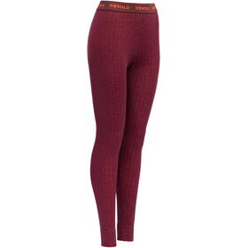 Devold Duo Active Long Johns Dame beetroot